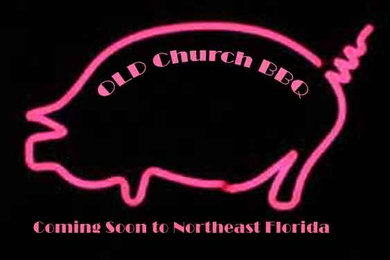 Old Church BBQ -- Jacksonville, FL